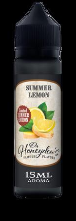 Summer Lemon - Aroma Longfill 15ml in 60ml Flasche - Dr. Honeydew's