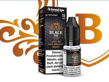 Black Tie Tabak - 10ml Classy Line Liquid Premium - Innocigs
