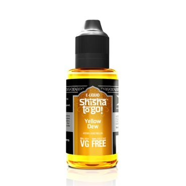 Yellow Dew - 30ml Liquid (nikotinfrei) - XEO - Shisha to go!