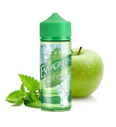 Apple Mint - 30ml Aroma in Chubby - Evergreen by Sique Berlin