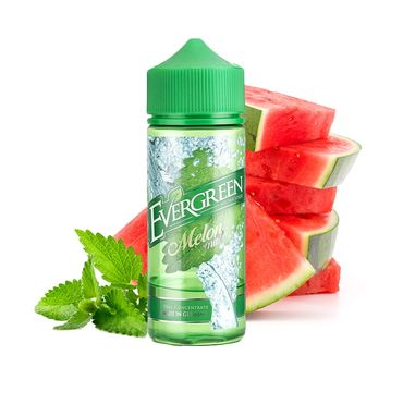 Melon Mint - 30ml Aroma in Chubby - Evergreen by Sique Berlin