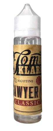 Klassik - Tom Sawyer Reihe - 60ml Liquid - Tom Klark