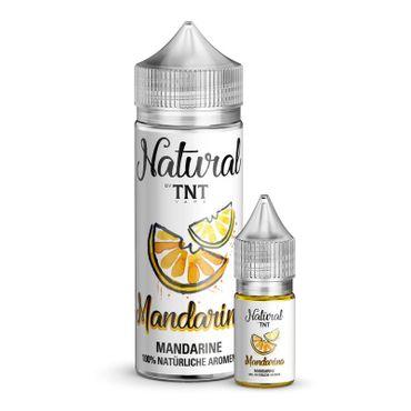Mandarine - Naturals - 10ml Aroma 100ml Longfill - TNT