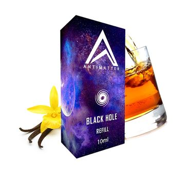 Black Hole REFILL - 10ml Aroma - Antimatter by MustHave