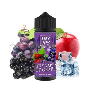 Fifty Vapes Of Grape - 30ml Aroma Longfill 120ml  - Tony Vapes TNYVPS