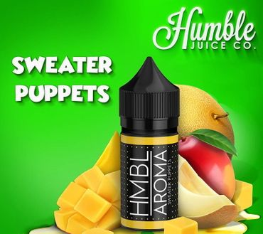 Sweater Puppets (30ml) Aroma by Humble Juice Co.