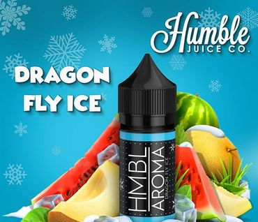 Dragon Fly Ice (30ml) Aroma by Humble Juice Co.
