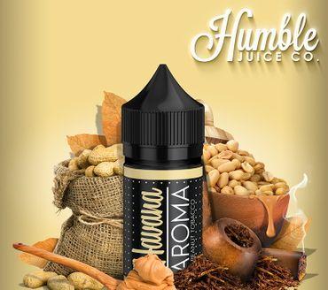 Peanut Tobacco (30ml) Aroma by Havana Juice Co.