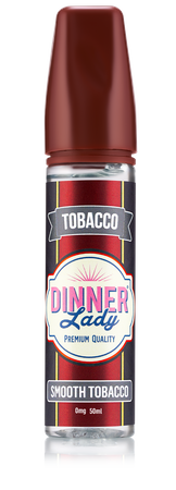 Smooth Tobacco - Premium Tobacco - 20ml Aroma Longfill - Dinner Lady