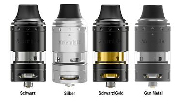 Kriemhild 5ml Tank Clearomizer - Vapefly
