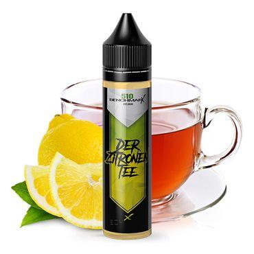 Der Zitronen-Tee - BenchmarX  - Longfill 20ml Aroma in 60ml Flasche - 510 Cloud Park
