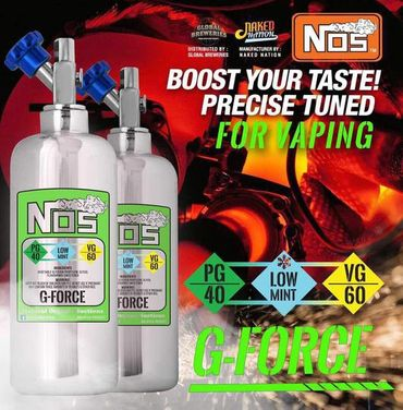 NOS - G-Force Premium Liquid 60 ml