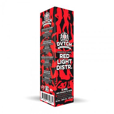 Dvtch - Red Light District - Boosted Liquid 50ml