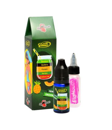 Big Mouth Aroma - GREEN SAPBG - Smooth Summer Serie   10ml