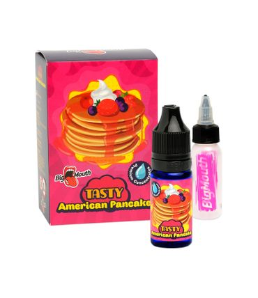 Big Mouth Aroma - American Pancake - Tasty Serie   10ml