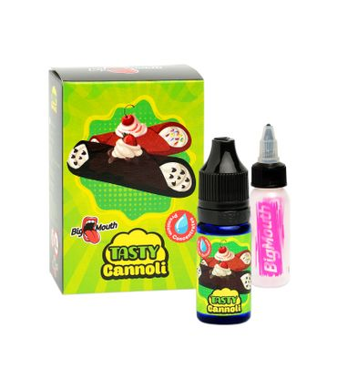 Big Mouth Aroma - Cannoli - Tasty Serie   10ml