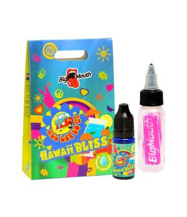 Big Mouth Aroma - Hawaii Bliss - All Loved Up Serie   30ml