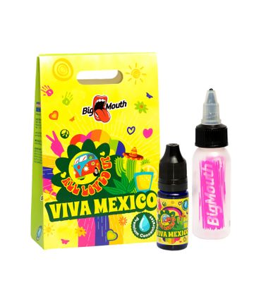 Big Mouth Aroma - Viva Mexico - All Loved Up Serie   30ml