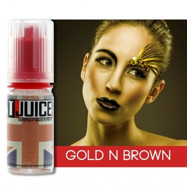 Gold N Brown Org. - T-Juice Aroma 30ml
