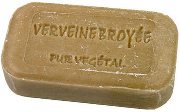 Handgegossene Provence Blockseife mit Zitronen Verbene – Bild 1