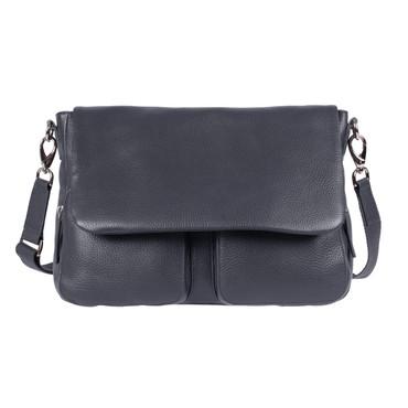 Umhängetasche Messenger-Bag Marineblau