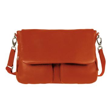 Umhängetasche Messenger-Tasche Rot – Bild 1