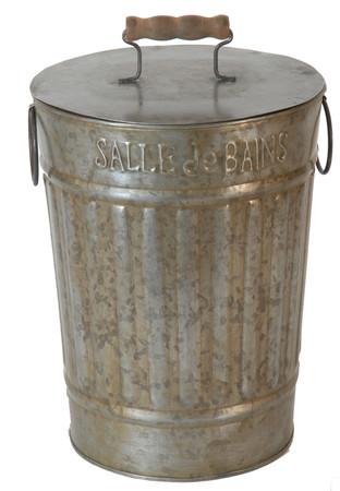 Bad Kosmetikeimer Abfallsammler Vintage Badezimmer Mülleimer