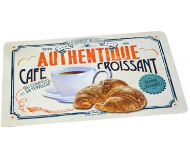 Tischuntersetzer Cafe Croissant