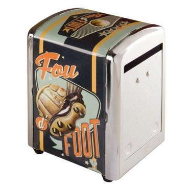 Retro Serviettenhalter Serviettenspender Serviettenbox Fou d Foot