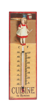 Thermometer Vintage Marmitons