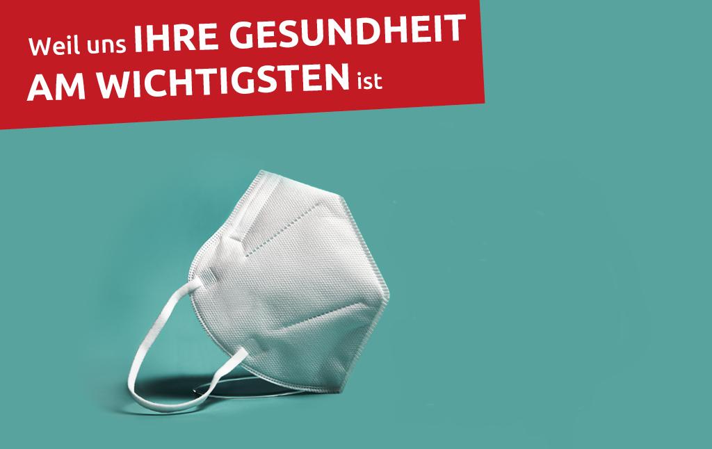 FFP2 Atemschutzmasken