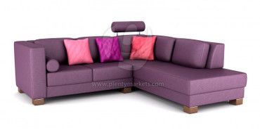 Couch Purple Dreams