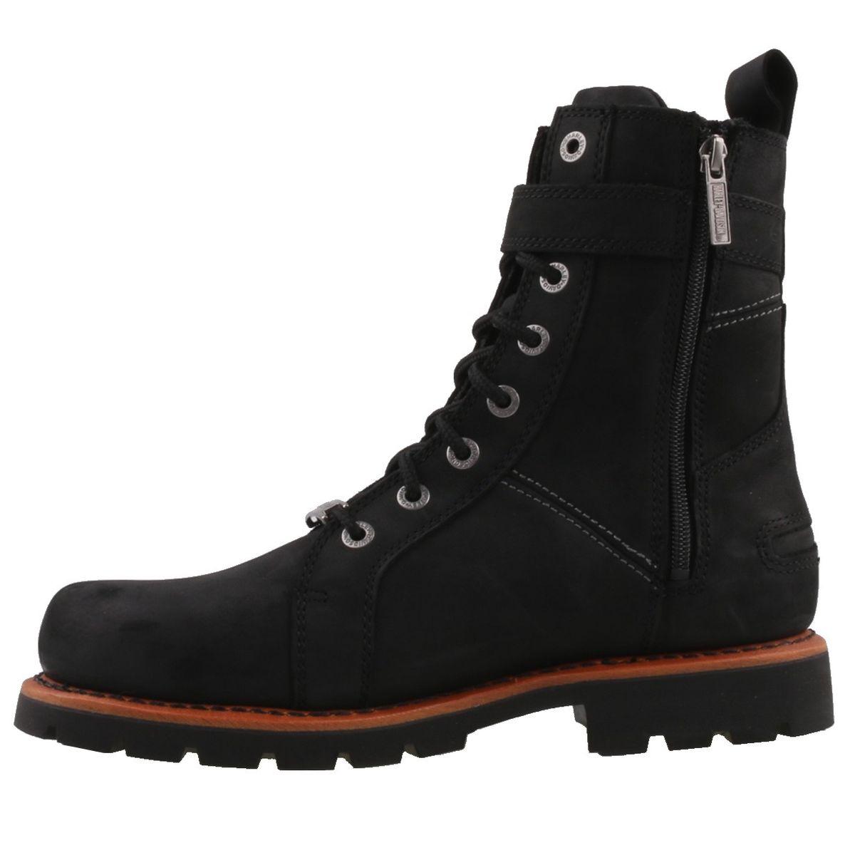 neu harley davidson herrenschuhe schuhe stiefel boots. Black Bedroom Furniture Sets. Home Design Ideas