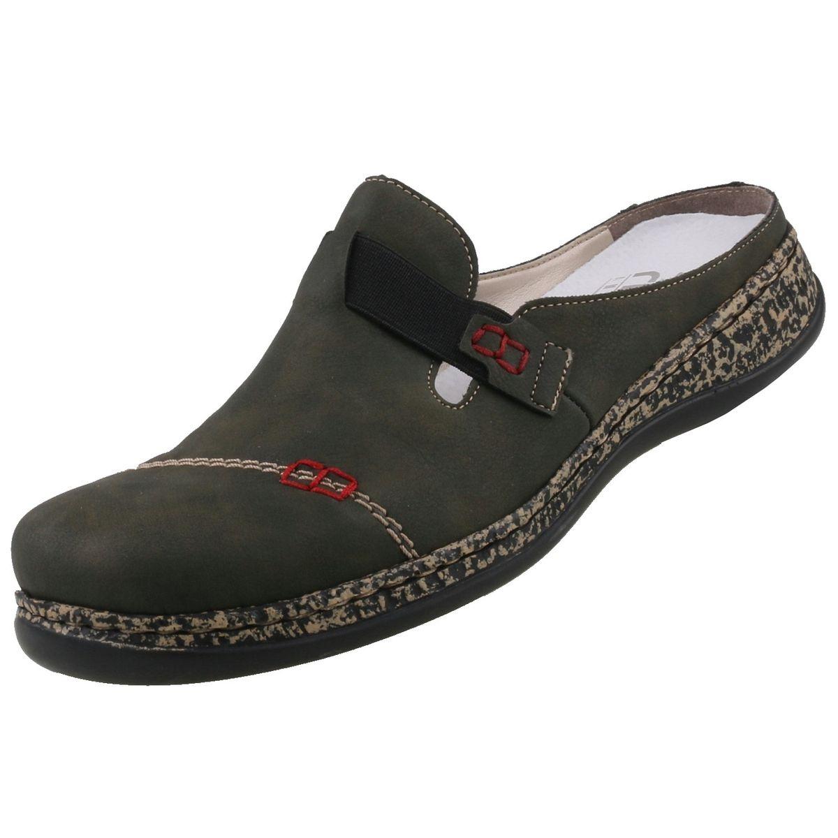 Details zu NEU Rieker Damenschuhe Schuhe Clogs Sandalen Hausschuhe Sneaker Pantoletten