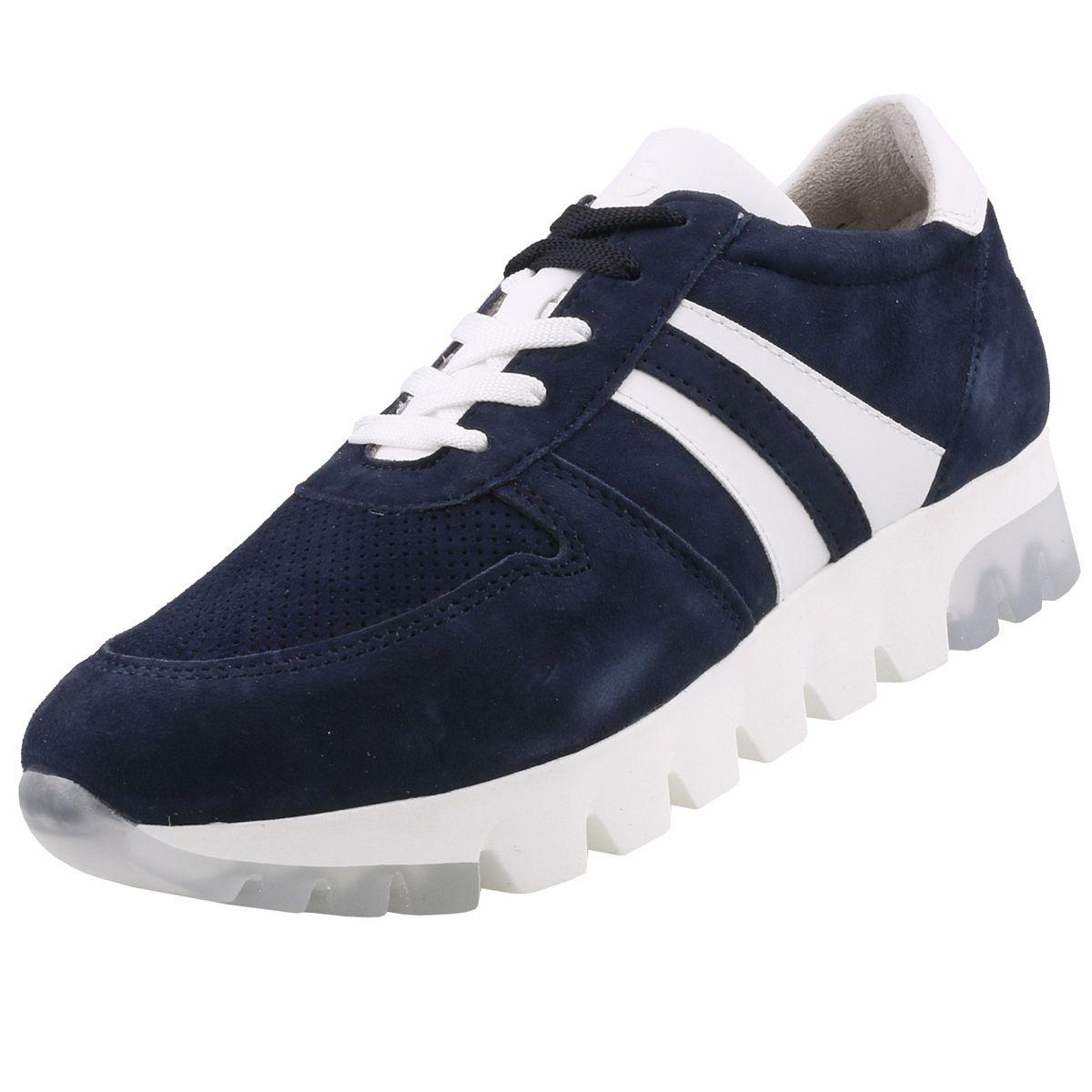 TAMARIS Damen Plateau Sneaker Blau | Trendbereich