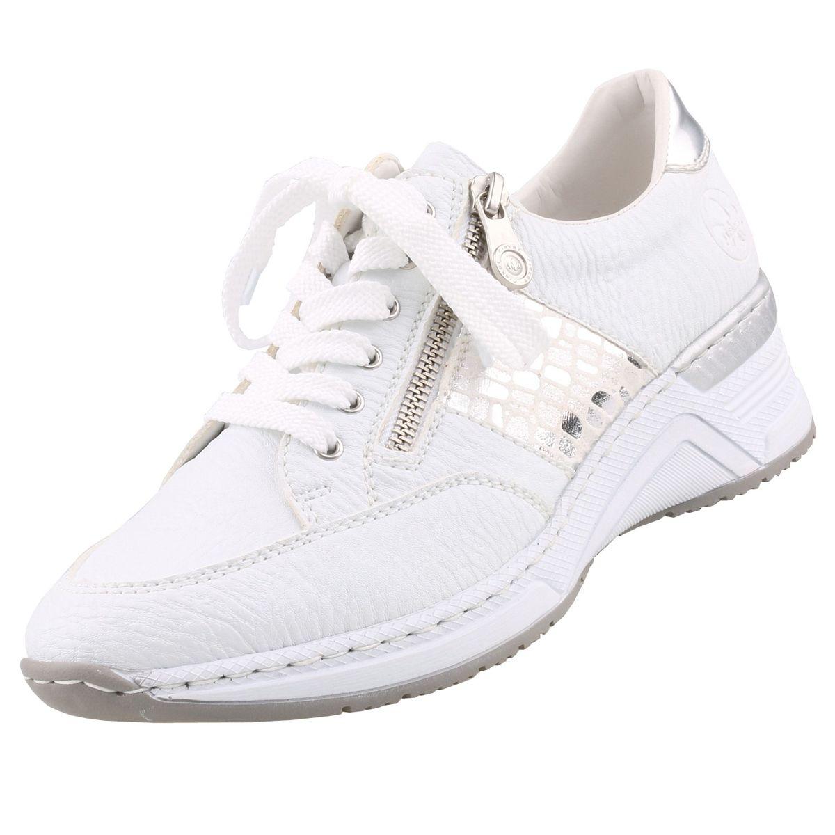 Remonte by Rieker Damen Sneaker weiß D1000 80