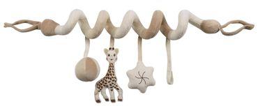 SOPHIE LA GIRAFE Kinderwagenkette ''So'Pure'' Sophie die Giraffe