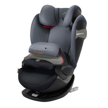 CYBEX PALLAS S-Fix Kindersitz Pepper Black 9-36 kg