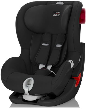 BRITAX RÖMER Kindersitz KING II Black Series Kollektion 2018 Cosmos Black
