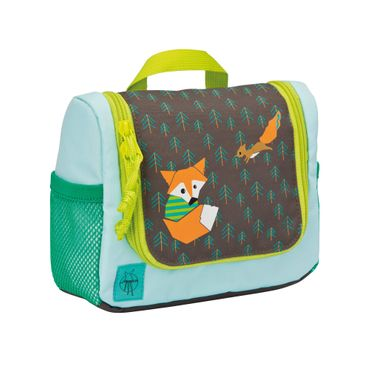 LÄSSIG Kulturtasche - Mini Washbag Little Tree Fox LMWB1151 – Bild 1