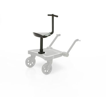 ABC Design Sitz - Trittbrett Kiddie Ride On 2 Black