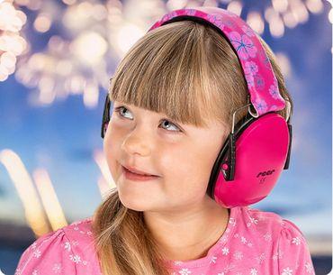 REER SilentGuard Kids Kapselgehörschutz Pink 53094 – Bild 2