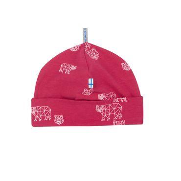 FINKID Jerseymütze Beanie Mütze Hitti Raspberry Gr. 52