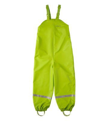 BMS Latzhose Regenlatzhose SoftSkin Lime Green Größe 86