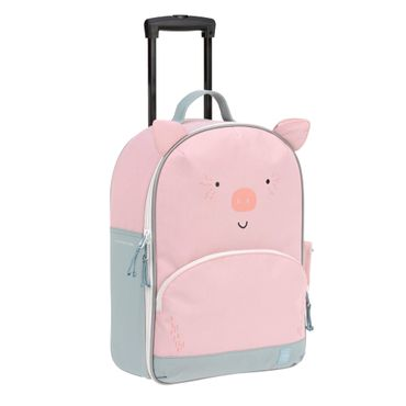 LÄSSIG Kinderkoffer Trolley About Friends Bo Pig 1204005796