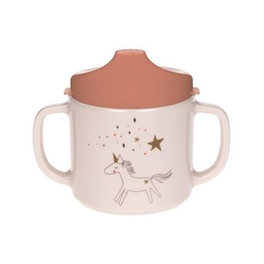 LÄSSIG Trinklernbecher 2-Handle Cup More Magic Horse 1310007794