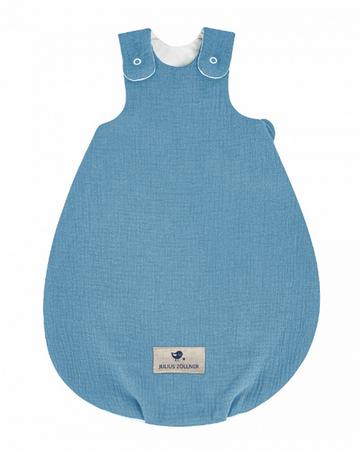 JULIUS ZÖLLNER Babyschlafsack Terra Gr. 50/56 Blau