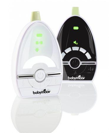 BABYMOOV A014301 Expert Care Babyphone Babyfone Digital Green (eb97)