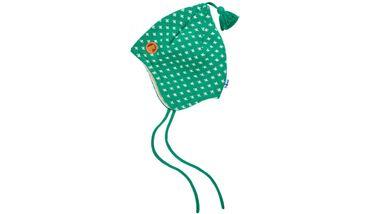 FINKID Tipsa Winter Mütze Zipfelmütze Grün Emerald Gr.48
