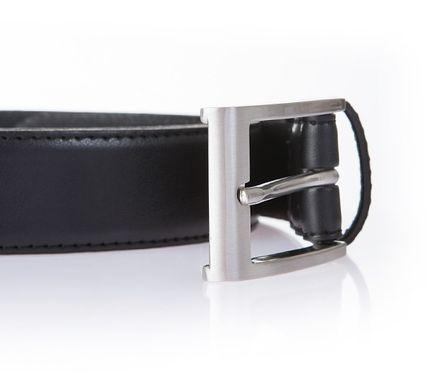 LLOYD Men's Belts Gürtel Herrengürtel Ledergürtel Schwarz 175 – Bild 2